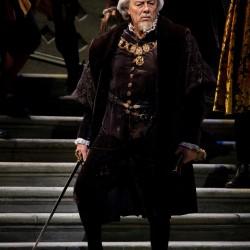 Ferruccio Furlanetto - Ernani - © Marty Sohl Metropolitan Opera