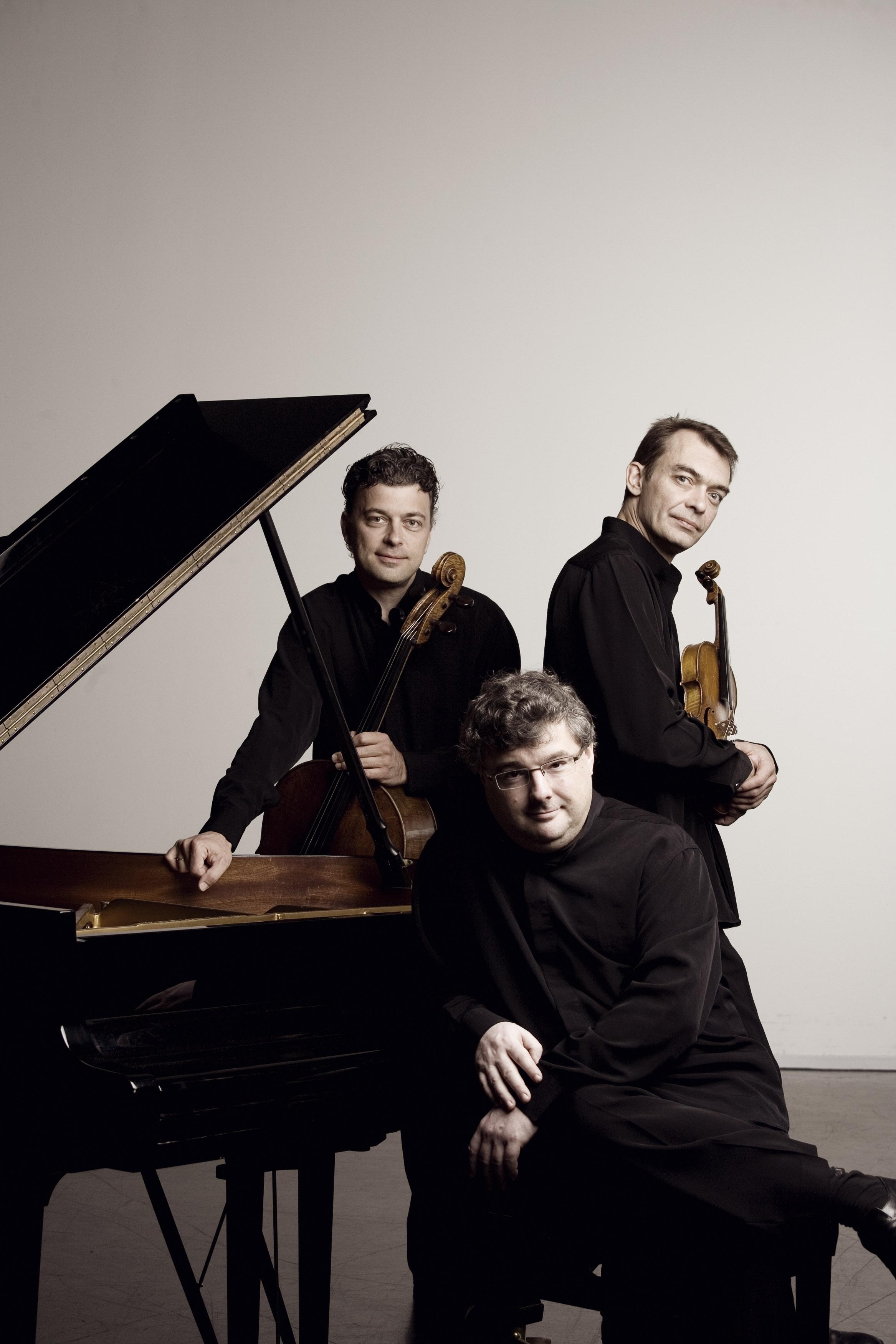 A trio with brio - 3 4