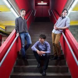 Raphaël Sévère, Adam Laloum, Victor Julien-Laferrière